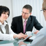 Woman Choosing DIvorce Attorney